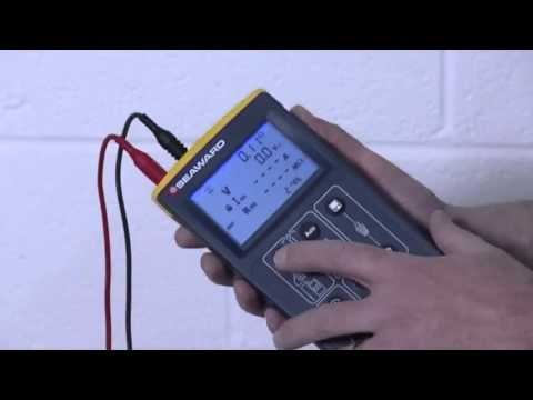 Seaward PV150 How to Test PV Installation