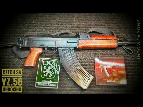 CZ VZ 58 7 62 Rifle: Review & Comparison