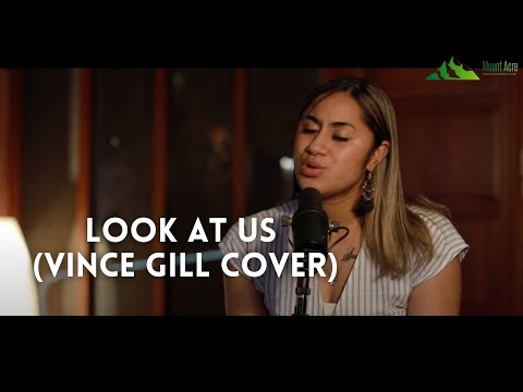 Look At Us (COVER - Vince Gill) Mt Acre Band Ft Lenny & Mati Setu