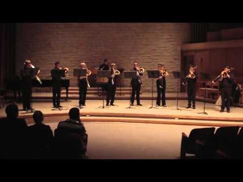 Sovngarde from Skyrim for Trombones