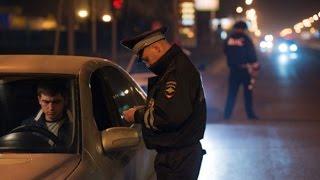 Полиция Москвы и авто с армянскими номерами