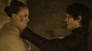 'Game of Thrones' Actor Iwan Rheon Says Sophie Turner Was 'A Giggler on Set'