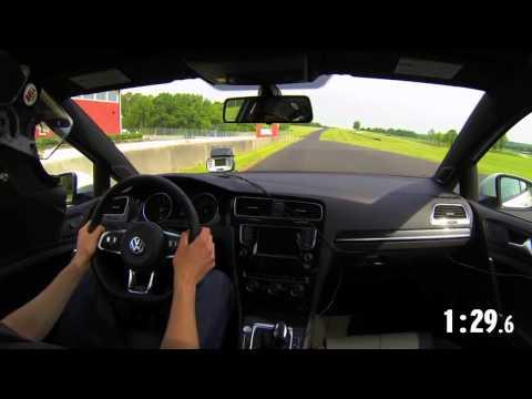 Car insurance   Lightning Lap 2015   Volkswagen GTI1