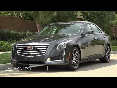 2018 Cadillac Cts Review Ratings Specs Prices And