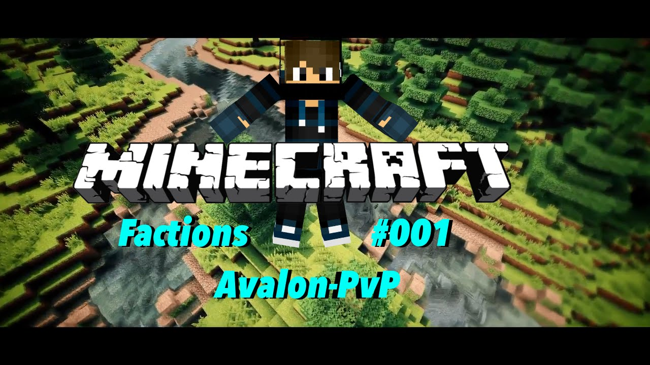 how to create a faction in minecraft