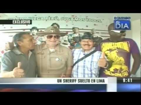 Sheriff John McNorman - De Peru, Nebraska a Lima, PERÚ