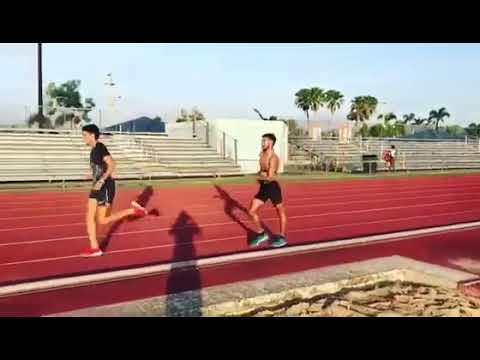 Jose Melendez del Turabo metiendo presión a la marcha boricua | AtletismoPUR