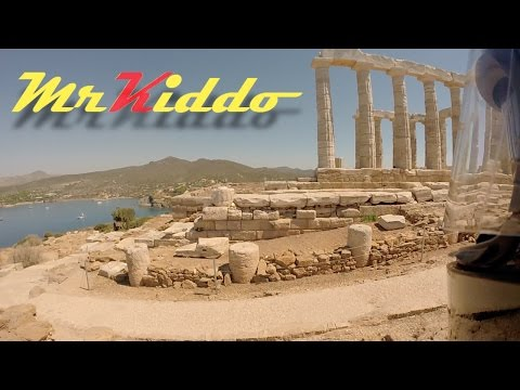 From Athens to Cape Sounion - Welcome to Greece! Ep3