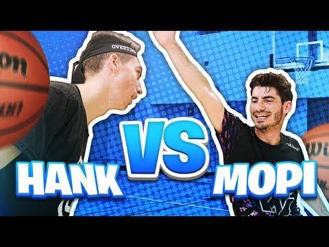 MOPI vs HANKDATANK 1v1 IRL - YOU WON'T BELIEVE WHAT HAPPENED!