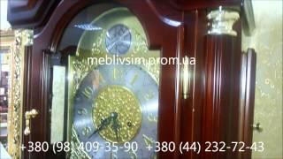 Напольные часы Китай.  Часы напольные PW1508J2. China Floor Clocks