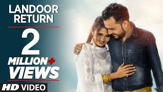 Landoor Return New Haryanvi Song | Raj Mawer | Sanju Khewriya, Shikha Raghav, Sanchit Rohilla