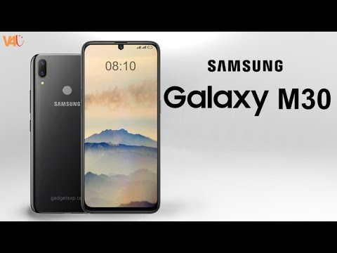 Samsung Galaxy M30 Official Look, Price, Release Date
