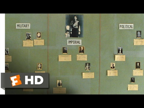 Emperor (2012) - A Web of Power Scene (5/11) | Movieclips