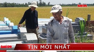 Lão nông góp hàng trăm triệu đồng xây dựng nghĩa trang miễn phí