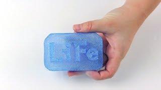 【LiFe生活化學】EPOXY 環氧樹脂 灌模 翻模 教學影片 (高畫質)