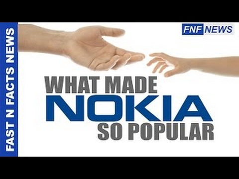 NOKIA Phones That Changed The World | Newest Android Phones | FAST N FACTS NEWS