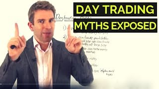 6 Day Trading Myths Versus Reality 🙌