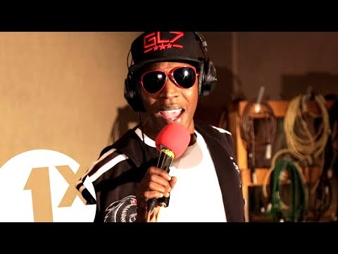 Tony Matterhorn performs Dutty Wine with live Steel Drums at Maida Vale Studios