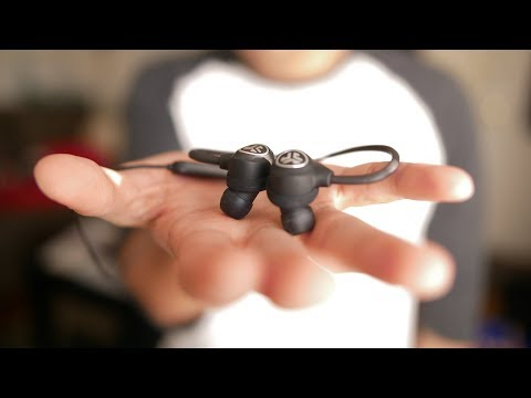 JLab Epic Sport Wireless Earbuds hands-on