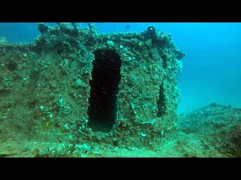 Ancient Mariner Wreck | South Florida Scuba Diving