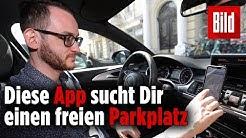 """""""EasyPark"""": Diese App soll die Parkplatzsuche einfacher machen – der Test"""