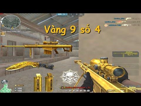 [ Bình luận CF ] 3z Ultimate Gold , Kukri Ultimate Gold - Quang Brave