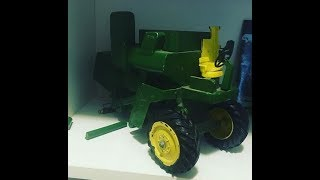 THE TOUGHEST REBUILD YET ?? Cottonwood acres john deere 55 unboxing and review
