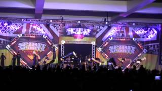 California All Stars Cali i5 Spirit Sports Day 2 2014