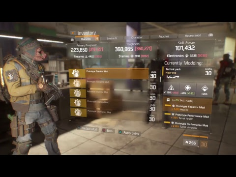 Division {PS4 Online} Global Event Work..