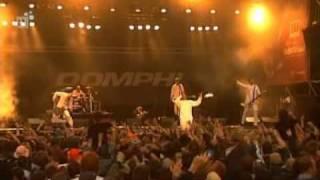Скачать OOMPH Augen Auf Taubertal Festival 2005