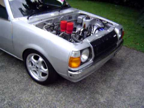 Yoeys 1979 Mazda Rx323 12a Rotary Youtube