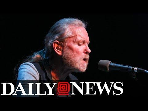 Gregg Allman Dies At 69