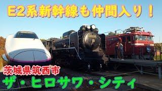 [E2系新幹線も仲間入り!] ザ・ヒロサワ・シティ