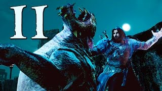 Shadow of Mordor Gameplay Walkthrough Part 11 - Speak Friend and Enter