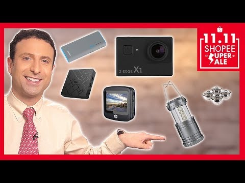 Top 10 Singles Day 2018 Deals - Tech, Dash Cams, Massagers + more!