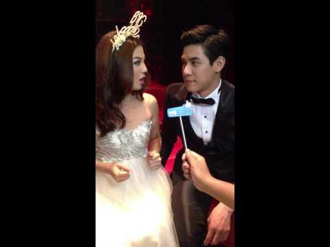 คู่รักแห่งปี กาย-ฮารุ ชวนมาดู 'The Big Wedding พ่อตาซ่าส์ วิวาห์ป่วง'
