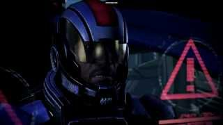 Mass Effect 3 Maxed Out Graphics PC In Game Footage 1080p HD 8x antialiasing