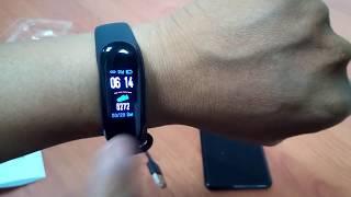 Smartband M3 Health bracelet model 2 YOHO SPORT