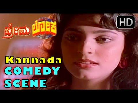 Ravichandran proposes to Juhi Chawla   Kannada Comedy Scenes   Prema Loka Kannada Movie
