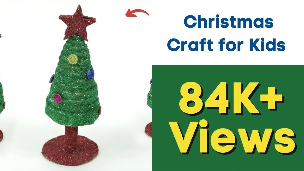 Cool Christmas Craft Tree