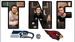 TNF Preview - Seahawks @ Cardinals