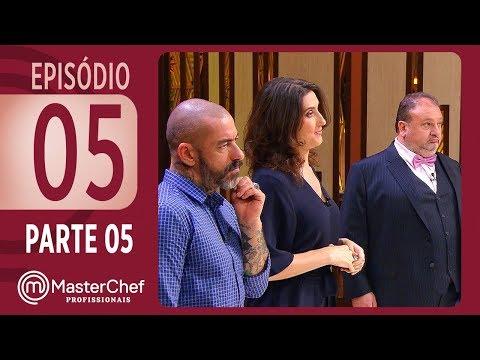 MASTERCHEF PROFISSIONAIS (03/10/2017) | PARTE 5 | EP 05 | TEMP 02