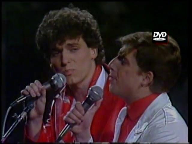 Pecos - Que no lastimen a tu corazón (En directo Viña del Mar 1982)