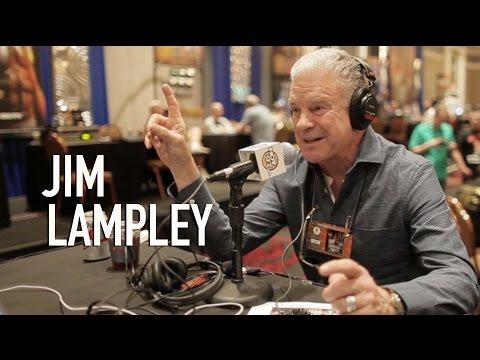 Jim Lampley Talks his Career &  Manny Pacquiao w Rosenberg
