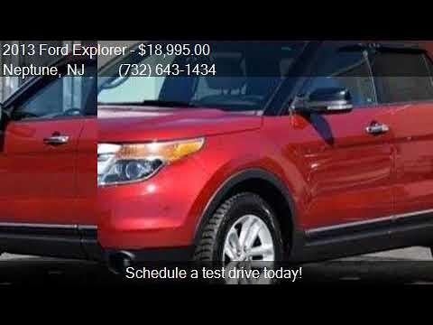 2013 Ford Explorer XLT AWD 4dr SUV for sale in Neptune, NJ 0