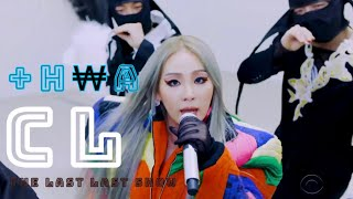 Download CL - '+HWA' INTVERVIEW + COMEBACK STAGE LIVE (THE LAST LAST SHOW) 2020