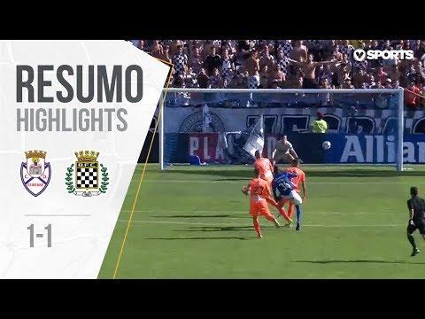 Highlights   Resumo: Feirense 1-1 Boavista (Liga 18/19 #3)