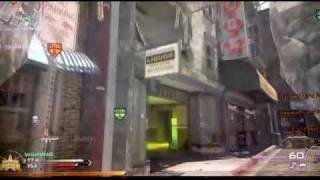 MODERN WARFARE 2   36 to 12  (Cod 6) Online Gameplay good game .!PS3