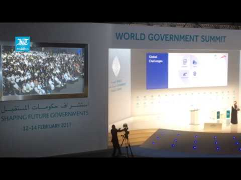 A Conversation With Elon Musk, CEO of Tesla Inc At World Government Summit 2017 Dubai