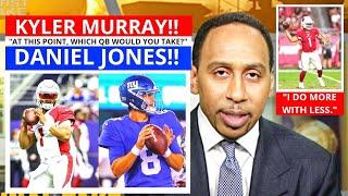 Kyler Murray(Arizona Cardinals) Or Daniel Jones(New York Giants) First Take Stephen/Max [Commentary]